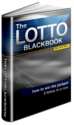 Product picture The Lotto Blackbook